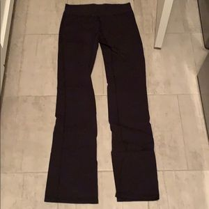 Lucy bootcut leggings. Small tall length